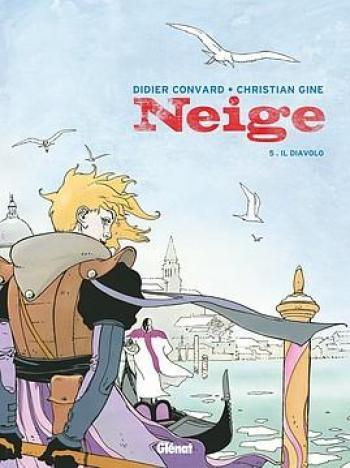 Couverture de l'album Neige - 5. Il Diavolo