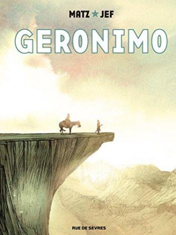Couverture de l'album Geronimo (Matz) (One-shot)