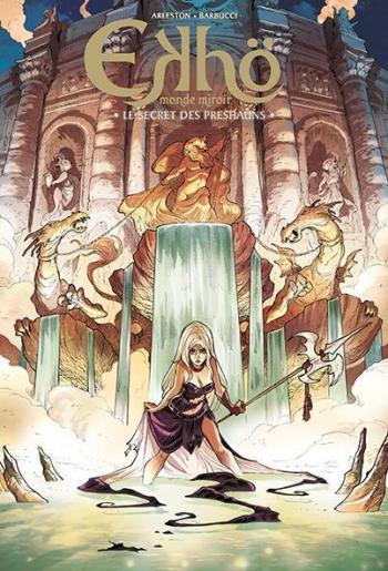 Couverture de l'album Ekhö monde miroir - 5. Le Secret des Preshauns