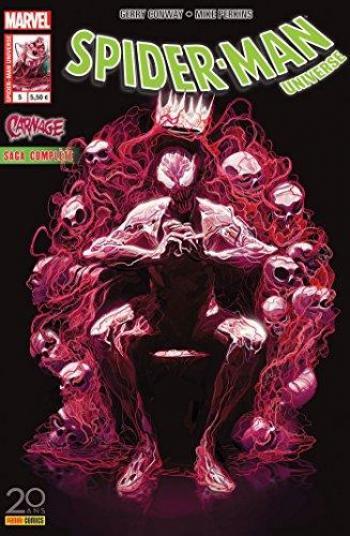 Couverture de l'album Spider-Man Universe (V2) - 5. Carnage