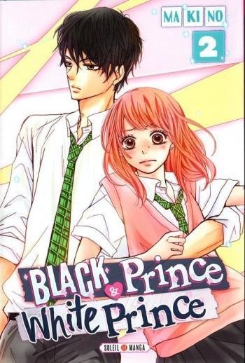 Couverture de l'album Black Prince & White Prince - 2. Tome 2