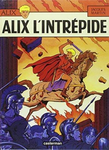 Couverture de l'album Alix - 1. Alix l'Intrépide
