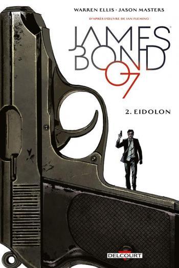Couverture de l'album James Bond - 2. Eidolon