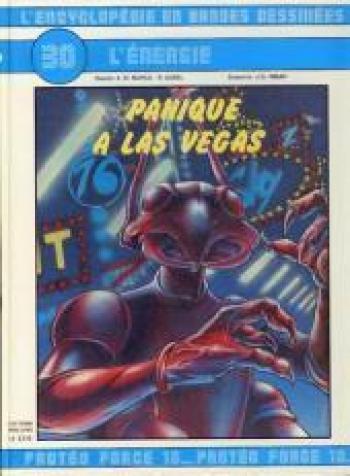 Couverture de l'album L'Encyclopédie en bandes dessinées - 30. Panique à Las Vegas