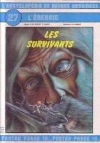 Couverture de l'album L'Encyclopédie en bandes dessinées - 27. les survivants
