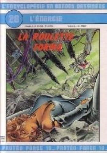 Couverture de l'album L'Encyclopédie en bandes dessinées - 28. la roulette formx
