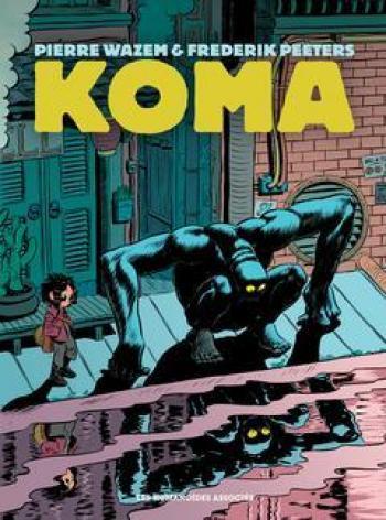 Couverture de l'album Koma - INT. Koma - Intégrale