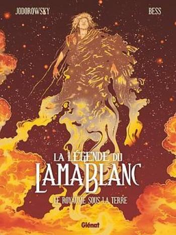 Couverture de l'album La Légende du Lama blanc - 3. Le Royaume sous la terre