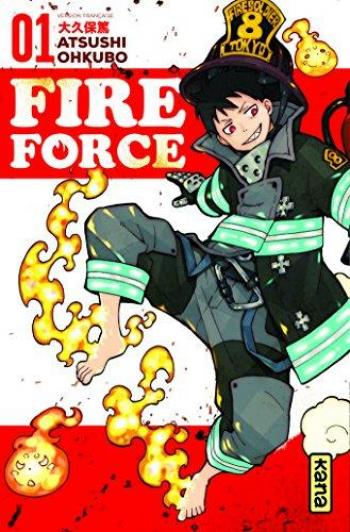 Couverture de l'album Fire Force - 1. Tome 1