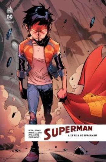 Couverture de l'album Superman Rebirth - 1. Le fils de Superman