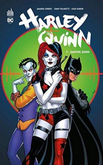 Couverture de l'album Harley Quinn - 5. Dancing Quinn