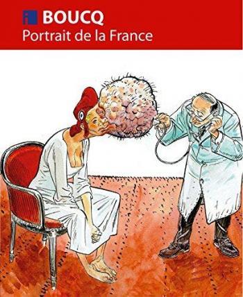 Couverture de l'album Portrait de la France (One-shot)