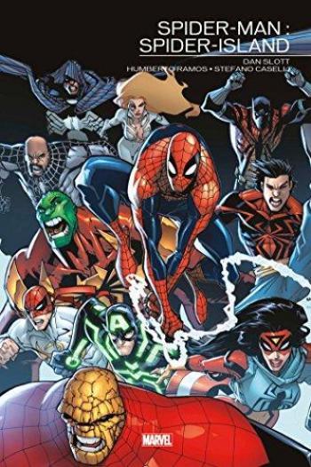 Couverture de l'album Spider-Man (Marvel Events) - 2. Spider-Island
