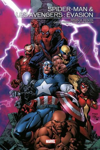 Couverture de l'album Spider-Man (Marvel Events) - 3. Evasion