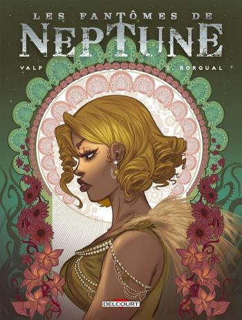Couverture de l'album Les Fantômes de Neptune - 2. Rorqual