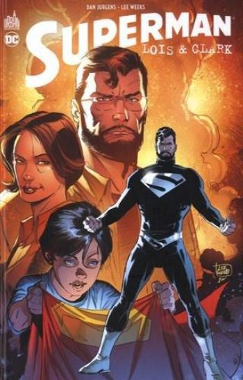 Couverture de l'album Superman - Lois & Clark (One-shot)