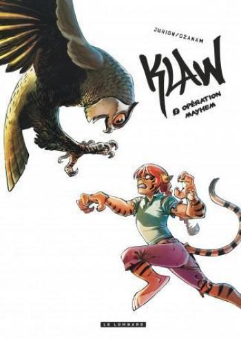 Couverture de l'album Klaw - 7. Opération Mayhem