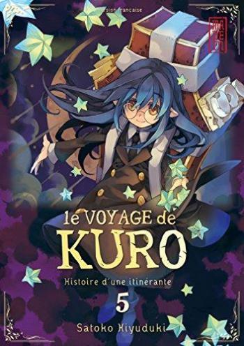 Couverture de l'album Le Voyage de Kuro - 5. Le voyage de Kuro - Tome 5