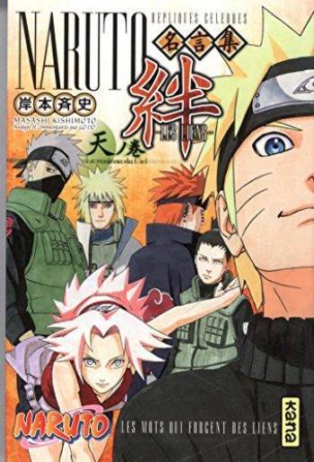 Couverture de l'album Naruto - HS. Naruto - Les liens - Tome 1