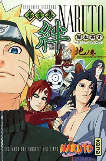 Couverture de l'album Naruto - HS. Naruto - Les liens - Tome 2
