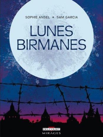 Couverture de l'album Lunes birmanes (One-shot)