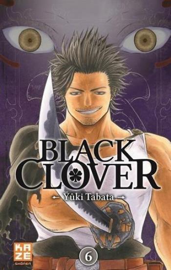 Couverture de l'album Black Clover - 6. Tome 6