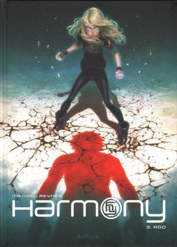Couverture de l'album Harmony - 3. Ago