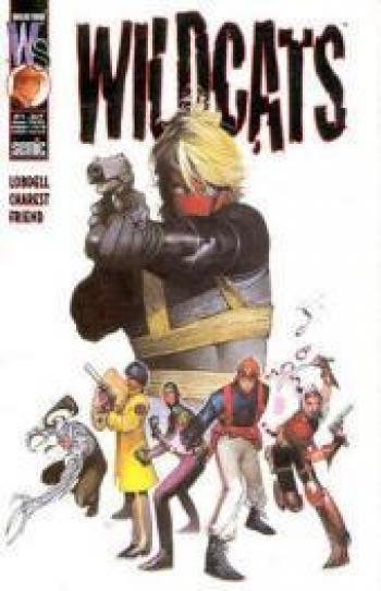 Couverture de l'album WildCats (Magazine) - 1. Wildcats Tome 1