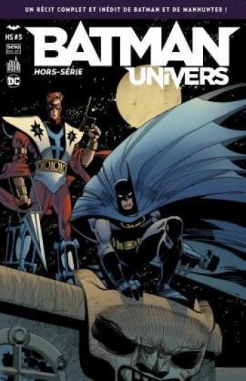 Couverture de l'album Batman Univers - Hors série - 5. Batman Univers HS - Tome 5