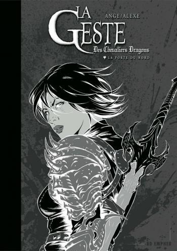 Couverture de l'album La Geste des Chevaliers Dragons - 22. La Porte Du Nord