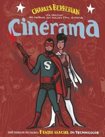 Couverture de l'album Cinérama (One-shot)