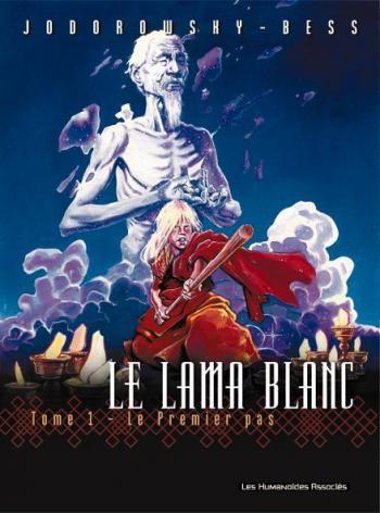 Couverture de l'album Le Lama blanc - 1. Le Premier pas