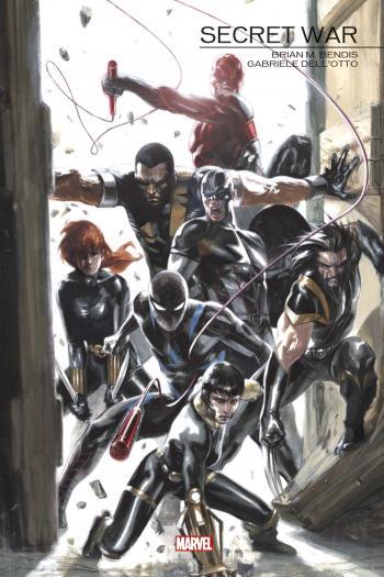 Couverture de l'album Spider-Man (Marvel Events) - 4. Secret War