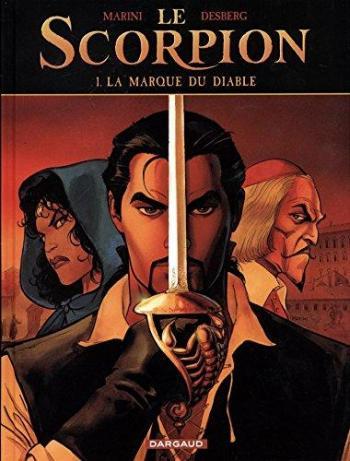 Couverture de l'album Le Scorpion - 1. La Marque du diable