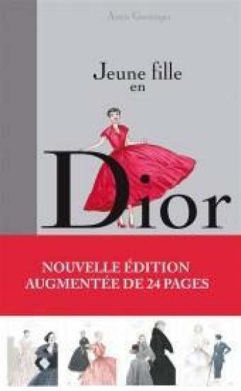 Couverture de l'album Jeune fille en Dior (One-shot)