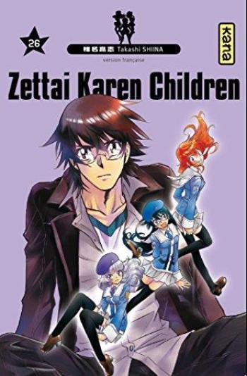 Couverture de l'album Zettai Karen Children - 26. Tome 26