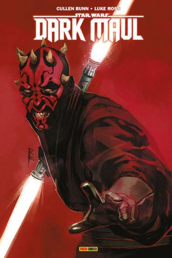 Couverture de l'album Star Wars -32 - Dark Maul (One-shot)