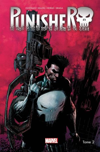 Couverture de l'album Punisher (All-new All-different) - 2. Opération Condor : Fin de partie