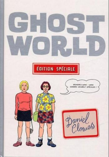 Couverture de l'album Ghost World (One-shot)