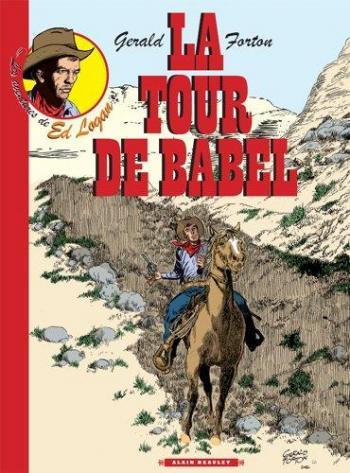 Couverture de l'album Les Aventures de Ed Logan - 1. La Tour de Babel