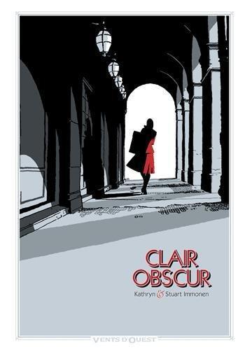 Couverture de l'album Clair-obscur (One-shot)