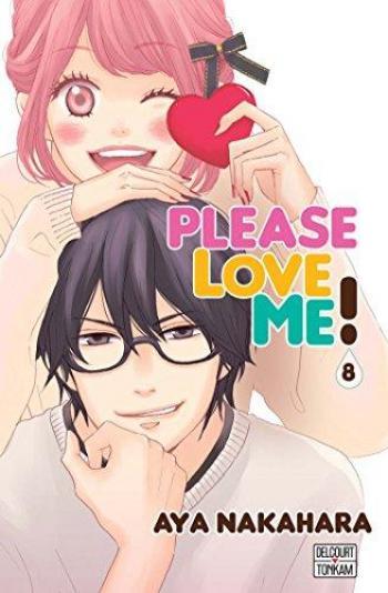Couverture de l'album Please Love Me ! - 8. Please Love Me! - Tome 8