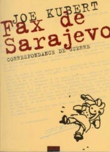 Couverture de l'album Fax de Sarajevo (One-shot)