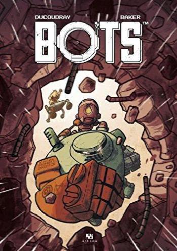 Couverture de l'album Bots - 2. Tome 2