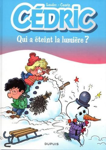 Couverture de l'album Cédric - 17. Qui a éteint la lumière ?