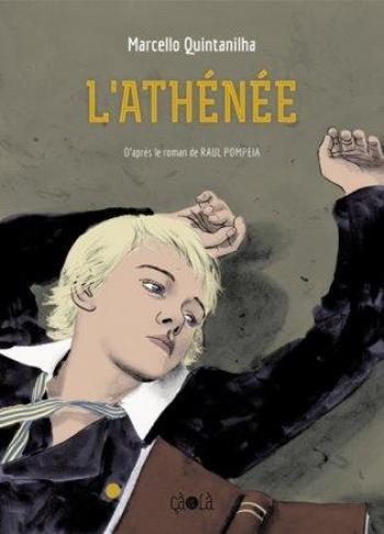 Couverture de l'album L'Athénée (One-shot)
