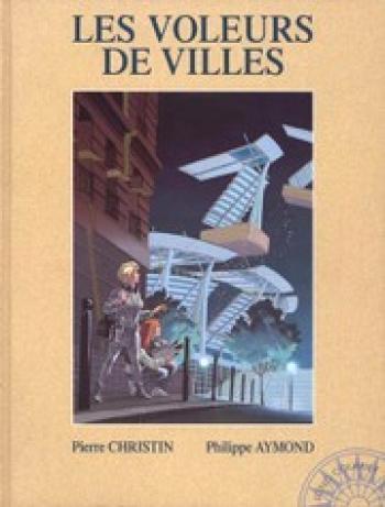 Couverture de l'album Les Voleurs de villes (One-shot)