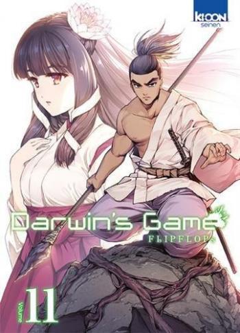 Couverture de l'album Darwin's Game - 11. Tome 11