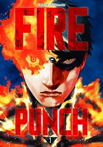 Couverture de l'album Fire Punch - 1. Tome 1