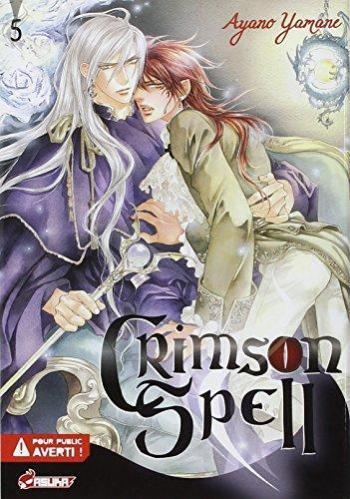 Couverture de l'album Crimson Spell - 5. Tome 5